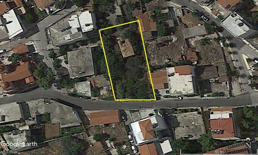 for Sale plot 200.000€ Magoula (code X-398)